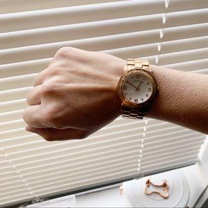✨NWT✨Rose Gold Michael Kors Watch